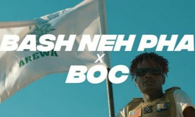 Ent. NEWS: Bash Neh Pha Released a Teaser of His Official Video with Boc Madaki -BULLET