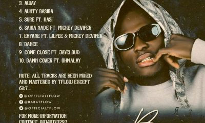 ALBUM: T-Flow - Banaso Download Full Mp3 Album