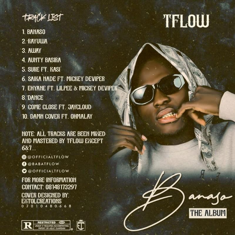 ALBUM: T-Flow - Banaso Download Full Mp3 Album