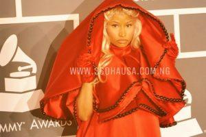 Nicki Minaj Grammy Award and Nomination history