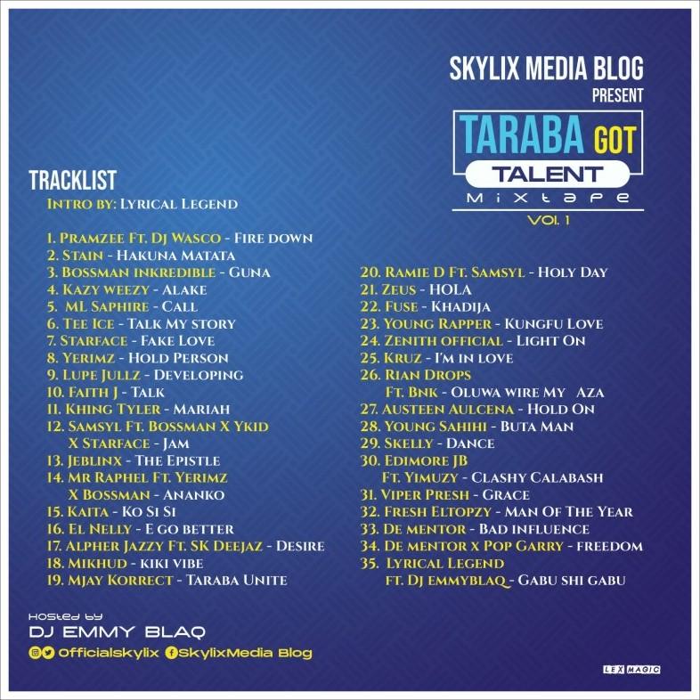 Taraba Jala Music