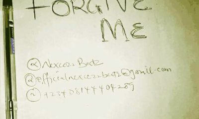 MUSIC: NeXceZz BeatZ - Forgive Me