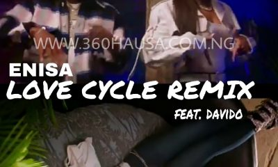 VIDEO: Enisa Feat. Davido - Love Cycle Official Music video