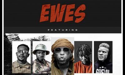 MUSIC: Edem Feat. Worlasi, Keeny Ice, Jah Phinga x Bino Ayoni - Ewes Mp3 Download