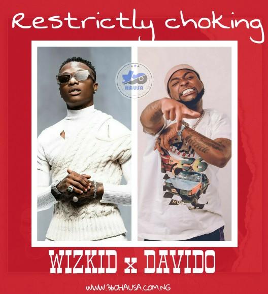 VIDEO: Davido x Wizkid & Kenny BlaQ - Restrictly choking (Music Video)