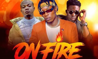 MUSIC: King Jackz Feat. BenKhalifa x Jaybee Yoh - On Fire