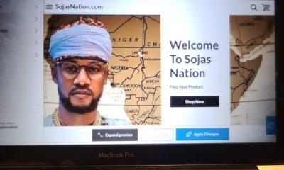 BREAKING: Sojaboy luanch a Brand New Online Shop Worldwide