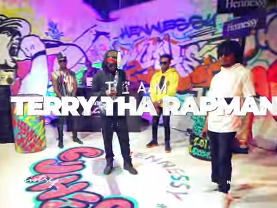 VIDEO: Team Terry Tha Rapman - Best Cypher 2018