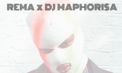 FREEBEAT: Rema x Dj Maphorisa - My Besty Amapiano instrumental Mp3 Download