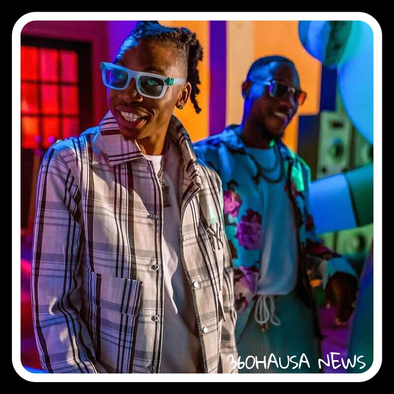 EXCLUSIVE - Mayorkun & L.A.X in Partnership with OPPO Mobile Drop New Video to Viral Amapiano Song 'Dance'