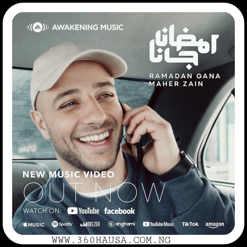 MUSIC: Maher Zain - New Ramadan Song 2021 mp3 Download