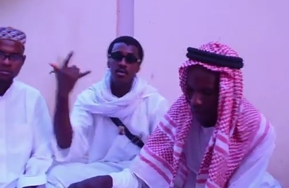 VIDEO: Young TZA - Ramadan Kareem feat JB yaseer x Adam Sara x NeeZy FresH XIV
