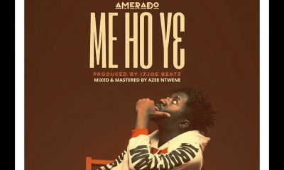 MUSIC: Amerado - Me Ho Y3 Mp3 Download