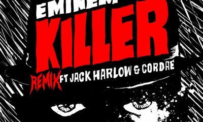 MUSIC: Eminem Ft. Jack Harlow & Cordae - Killer Remix Mp3 Download