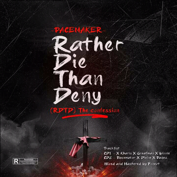 EP: PaceMaker – RDTD (The Confession Ep)