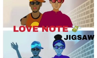 MUSIC: Dj AB Feat. Jigsaw - Love Note Mp3 Download