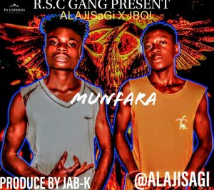 MUSIC: Alaji Sagi Feat. J Boy - Mun Fara