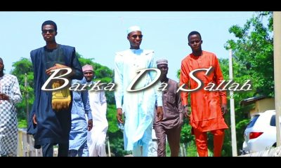 VIDEO: Prince A Feat. MB Saraki - Barka Da Sallah