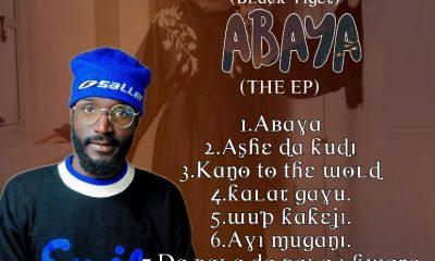 ALBUM: ALG Black Tiger - Abaya [Download Complete Album]