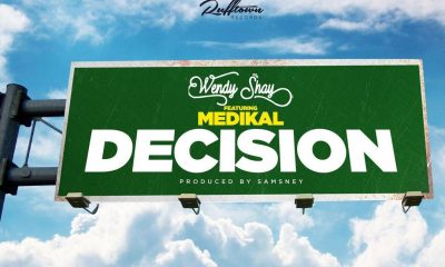MUSIC: Wendy Shay Ft Medikal - Decision Mp3 Download