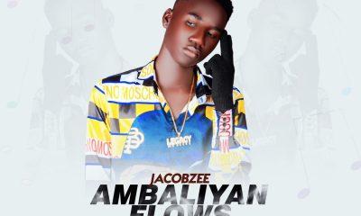 MUSIC: Jacobzee - Ambaliyan Flows