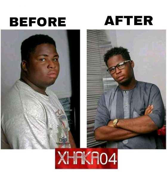 Ent. NEWS: Dj Speysh is Transforming from B.I.G of Arewa to SLIM of Arewa - Buhariyya Or Exercise ?