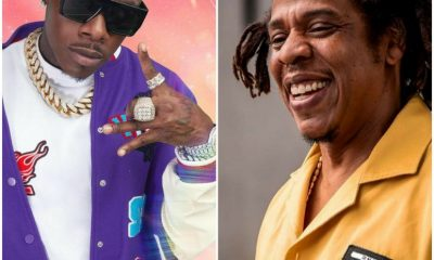 """GLOBAL NEWS: DaBaby Wants To Collaborate With Jay Z: """"Who I Gotta Talk To ?"""""""