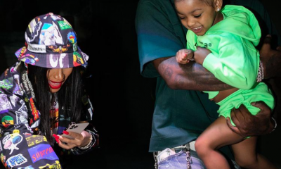 GLOBAL NEWS: Cardi B Reveals Kulture's Thoughts On Becoming A Big Sister As She's Pregnant Now