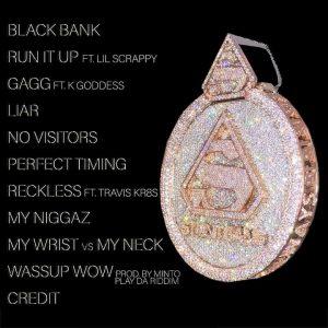 Safaree Album Tracklist