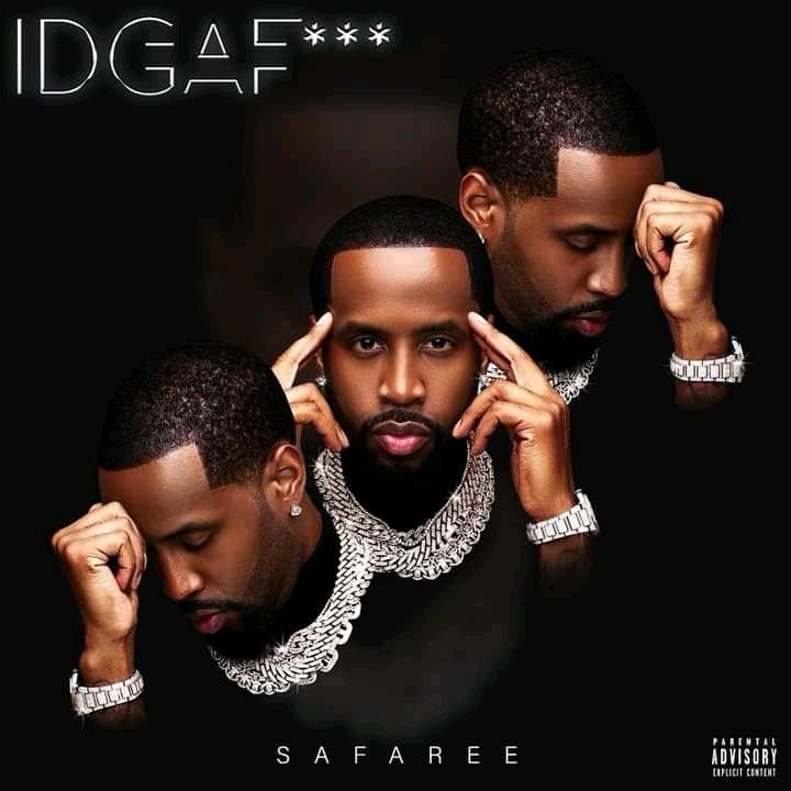 ALBUM: Safaree Samuels - IDGAF*** [ FULL ALBUM ]