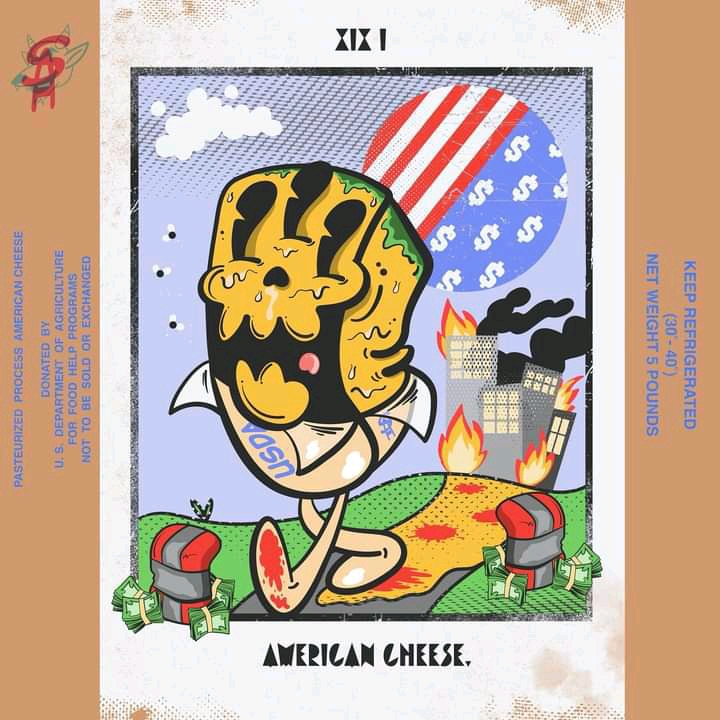 ALBUM: DJ Muggs & Hologram - American Cheese [ FULL ALBUM ]