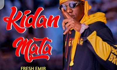 MUSIC: Fresh Emir - Kidan Mata Mp3 Download