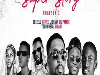 MUSIC: Deezell - Super Story Chapter 1 Ft. LsVee x Jigsaw x Lil Prince x Young Ustaz & Divadi