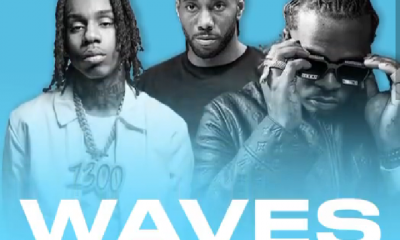 MUSIC: Culture Jam - Waves Mp3 Feat. Polo G & Gunna