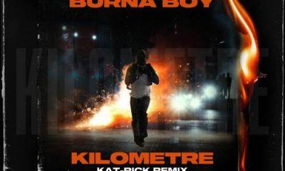 Burna Boy - Kilometre mp3 download