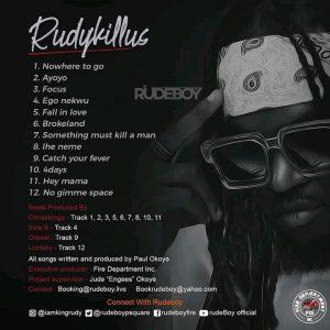 MUSIC: RudeBoy - Focus Mp3 Download