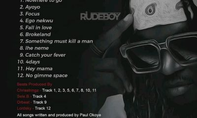 MUSIC: Rudeboy - No Gimme Space Mp3 Download