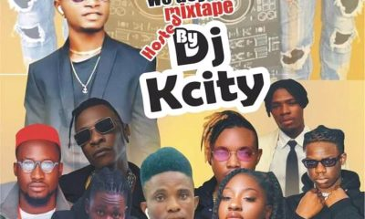 DJ MIX: DJ Kcity - Make Dem Wait We Dey Come Mix