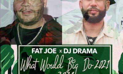 MUSIC: Fat Joe & DJ Drama Ft. Sevyn Streeter - BabyFace