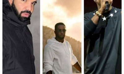"""Ent. NEWS: Diddy Shares His Opinions On Kanye West's """"DONDA"""" & Drake's """"Certified Lover Boy"""""""