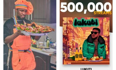 Ent. NEWS: DJ AB Breaks Another Record as his Single Clocks 500K Streams on Audiomack