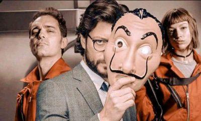 MOVIE: Money Heist - Season [ Part ] 5 Episode 1 [ Mp4 + English SUB. ]