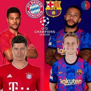 LIVE: Barcelona Vs Bayern Munich 3 – 0 Extended Highlights & All Goals Download HD Video 2021