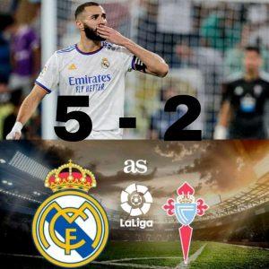LIVE: Real Madrid Vs Celta Vigo 5 - 2 Extended Highlights & All Goals Download HD Video