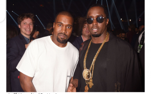 Diddy & Kanye West Best Picture 2021 2020 1999 1997