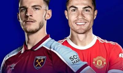 LIVE: Manchester United Vs West Ham 2-1 Download All Goals Highlights Video 2021