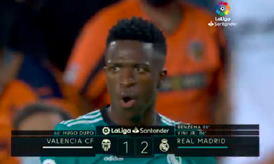 LIVE: Real Madrid VS Valencia Download All Goals Highlights Video 2021