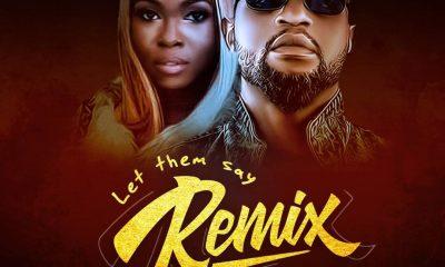 MUSIC: Don R Feat. Miyona Lenoir - Let Them Say REMIX