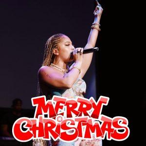 MUSIC: Kiana Ledé - The Christmas Song 2021