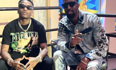 BREAKING: Deezell Linkup with Wizkid - Shall We Expect a Big Collaboration ?